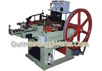 Umbrella Head Roofing Nail Making Machines