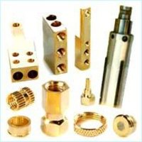 Precision Brass Electronic Parts