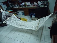 Cotton Rope Sleeping Hammock