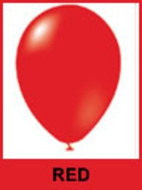 Designer Red Color Balloons