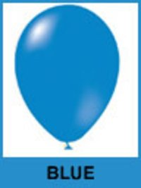 Designer Blue Color Balloons