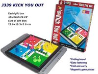Magnetic Kick You Out Game