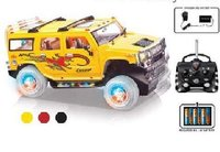 Full Function Remote Control Cars