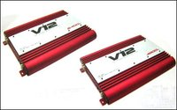 High Power Car Amplifier (PN-806)