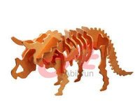 Wooden Puzzle Dinosaur
