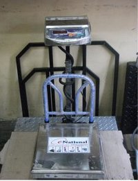 Platform Weighing Machine-P4