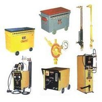 Welding and Gas Cutting Equipments