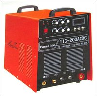 Inverter Ac Dc Square Wave Tig Welder