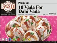 10 Wada With Dahi Vada