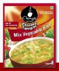 Mix Vegetable Soups