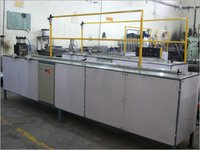 Rubber Beading And Cutting Machine