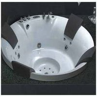 Round Shape Bath Tub