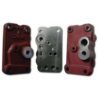 Precision Cast Components Duly Machined For Hydraulic Lift Of Tractors