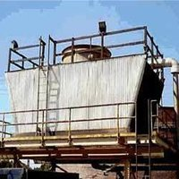 Counter Flow Cooling Tower