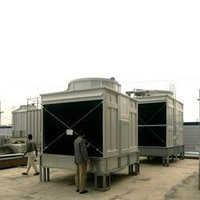 Square Shape Counter Flow Frp Cooling Towers