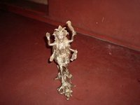 Brass Hand Crafted Statue Oldest Art Dhokra