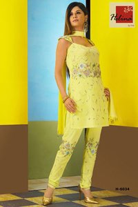 Chudidar Salwar Suit