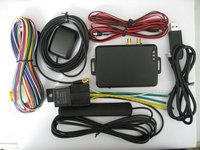 GPS GPRS Vehicle Tracker with Odometer Sensor
