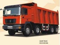 SHACMAN SX3314DV366 8*4 Dump Truck
