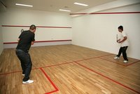 Squash Court Floorings