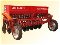 Hot Mounted Fertilizer Seed Drills