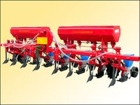 Pneumatic Precision Corn Seeder