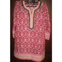 Designer Indian Cotton Tunic