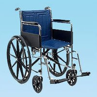 Wheel Chair Fixed Adult Size-Super
