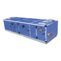Double Skin Horizontal Floor Mounted Air Handling Unit