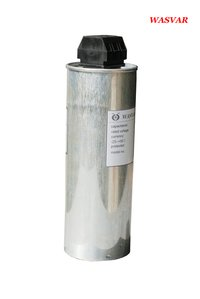 Cylindrical Self Healing Film Power Capacitors