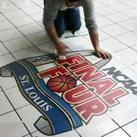Digital Printing Floor Graphics