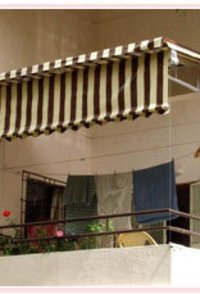 Vertical Drop Awnings