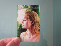 Plastic Full Color Printing Card