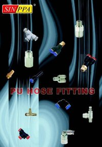 Push-To Hose Fittings