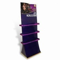 Wooden Cosmetic Display Stands