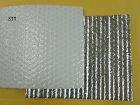 Fire-Retardant Single-Sided Aluminum Foil One-Layer Bubble Insulation Material