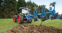 Reversible Mounted Europal Plough