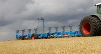 Semi-Mounted Euro Titanium Plough