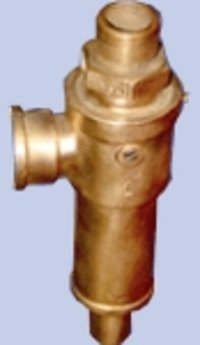 Bronze Relief Safety Valves [Boiler Mounting]