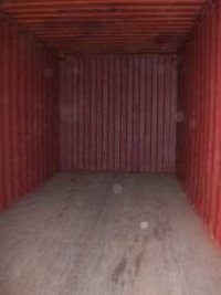 Used Marine Containers