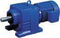 R Series Helical Gearbox