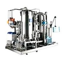 Fruit Juice Filtration Plant
