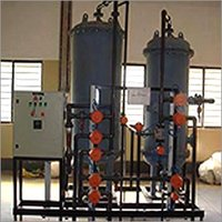 Water Softener Plants