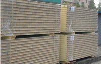 Adhesive System For Sandwich Panels