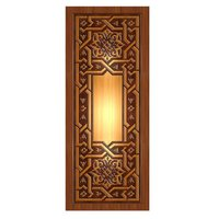 Main Carved Doors