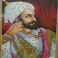 Chhatrapati Shivaji Photo Frame
