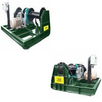 Electric Erection Winches