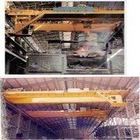 Double Girder Magnet Crane
