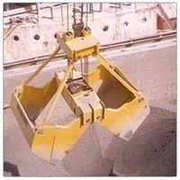 Bulk Material Handling Grabbing Crane