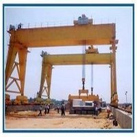 160 Plus 160 T Gantry Cranes